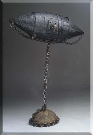 Rains Barrel Torpedo (underwater mine)