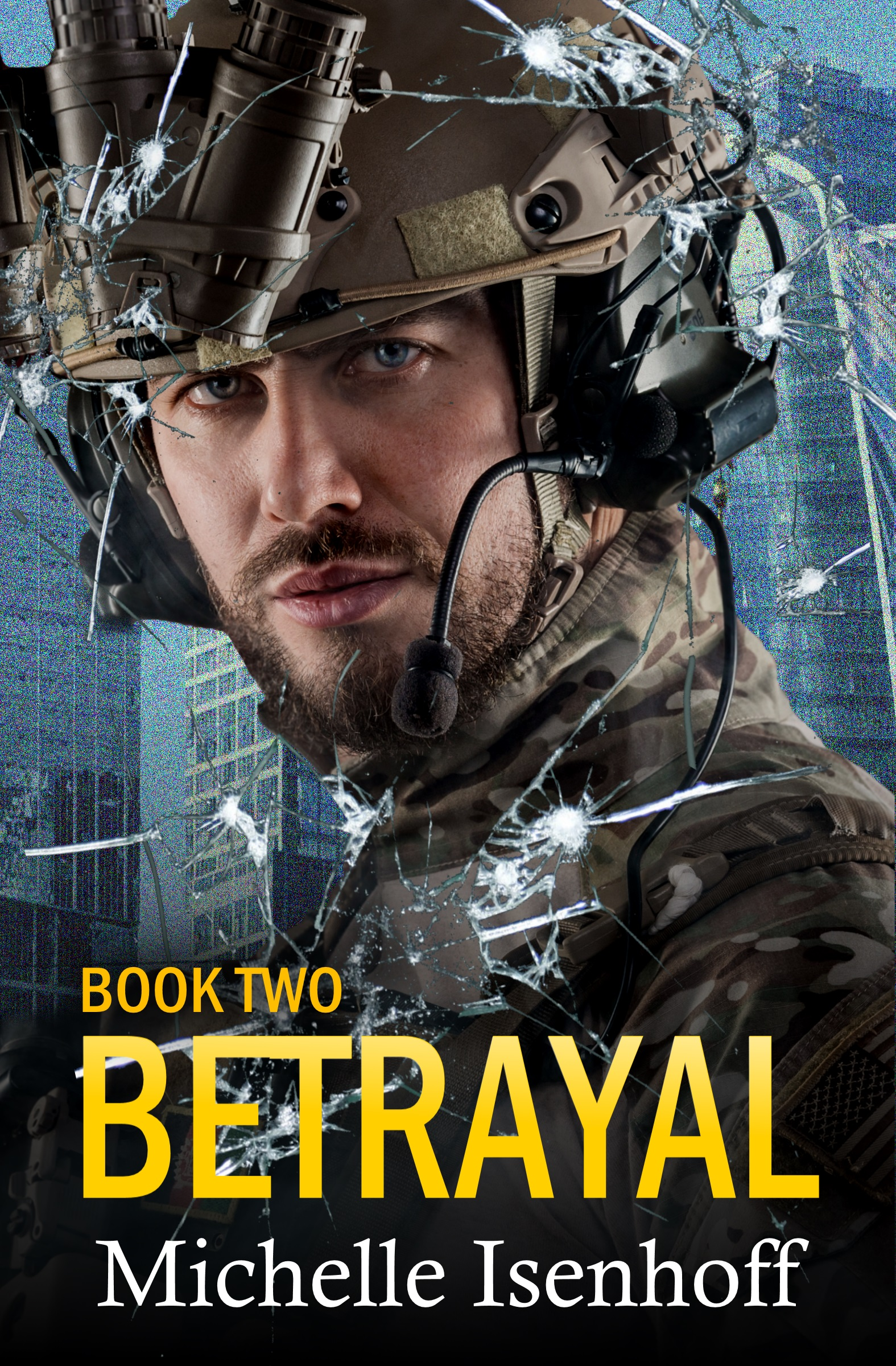 Betrayal new cover