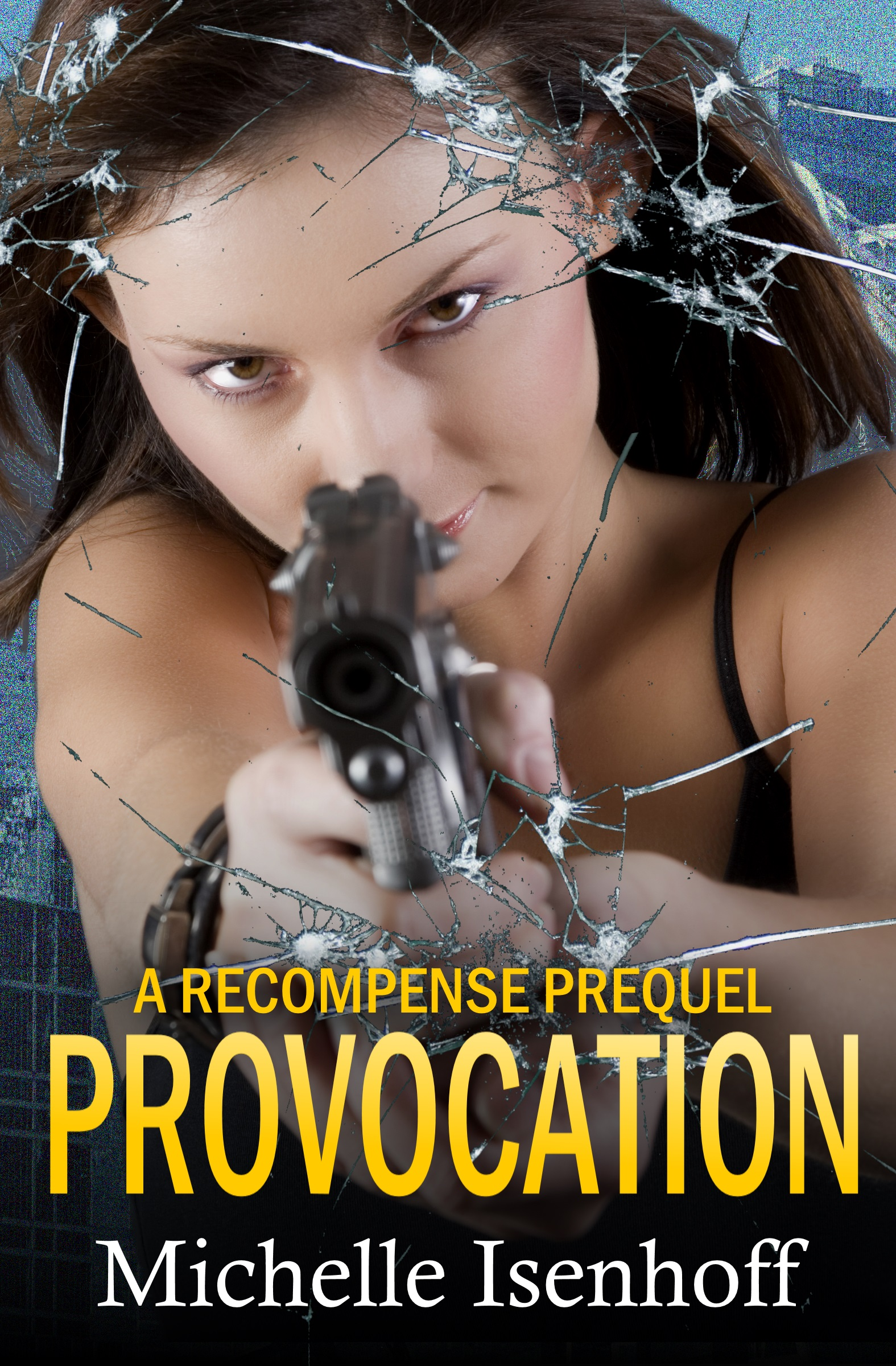 Provocation new cover