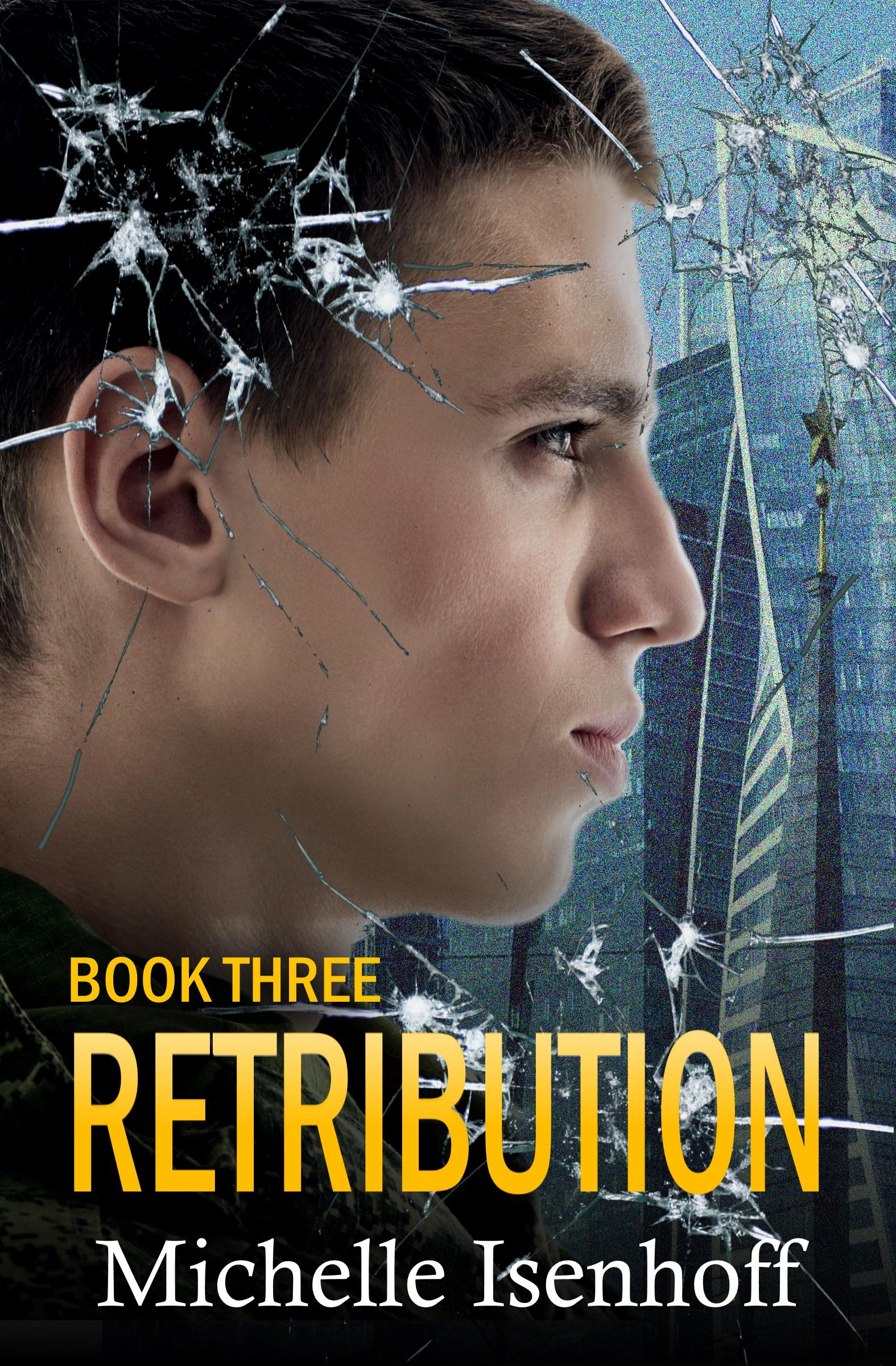 Retribution new cover